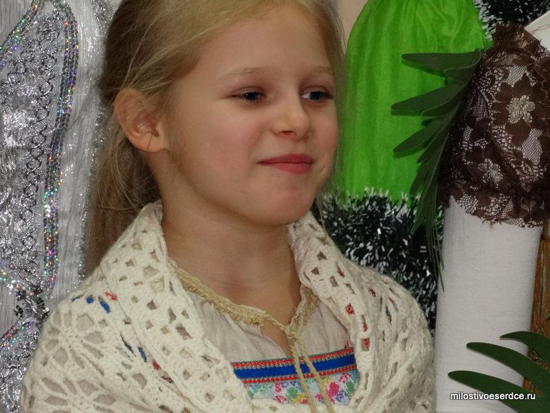 Маленькая актриса