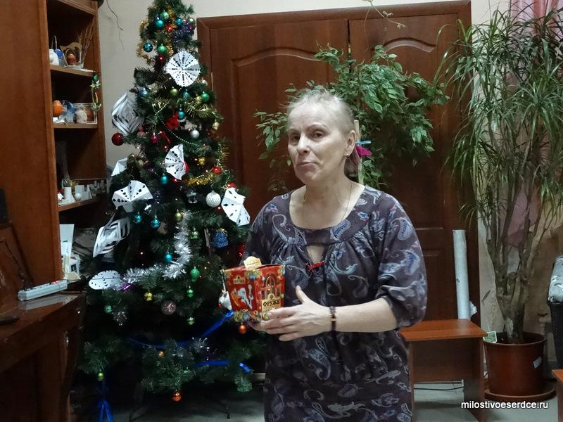 Алла Юрьевна Морозова-душа праздника